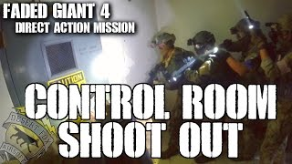 Faded Giant 4 Direct Action Mission Part 3: Control Room Shoot Out