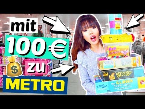 Xxx Mp4 Was Bekommt Man Mit 100€ Bei METRO 💰 ViktoriaSarina 3gp Sex