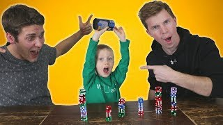 DICE STACKING WORLD RECORDS! Ft. That's Amazing