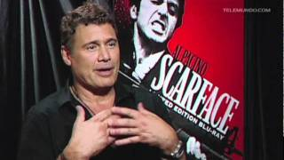 De Película  | Steven Bauer: Lo que aprendí de Al Pacino... | Telemundo