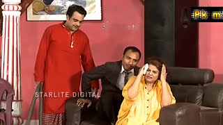 Best of Gulfaam New Pakistani Stage Drama Full Comedy Clip