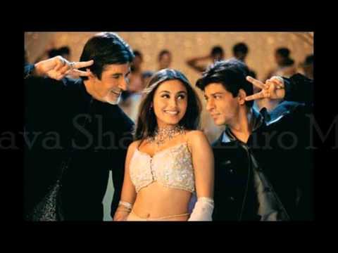 Shava Shava ( Euro Mix) Club KG3 Shahrukh Khan - Amitabh Bachchan - Rani Mukherjee