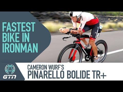 Xxx Mp4 The Fastest Triathlon Bike In The World Cameron Wurf S Kona Record Breaking Pro Bike 3gp Sex