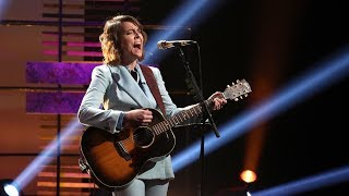 Brandi Carlile Performs an Acoustic Version of