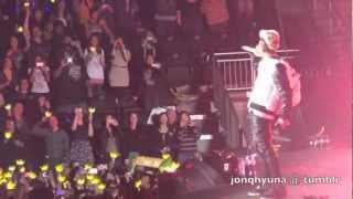 121109 BIGBANG NJ - GD's Crayon + Rap