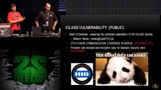 DEF CON 22 - Eric Smith and Josh Perrymon - Advanced Red Teaming: All Your Badges Are Belong To Us