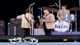 50 Years Later: The Beatles at Shea Stadium