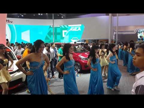 SPG, Daihatsu Model/ Usher at IIMS 2013 ( Sexy & Beauty ) prepared by www.spgusherindonesia.com