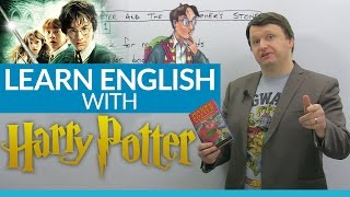 English Books: How to learn English with Harry Potter!