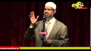 Dr  Zakir Naik 2nd Public Lecture in Gambia Paradise Suites Hotel 12th October, 2014