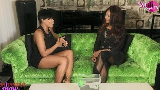 LYNNSHA SANS TABOUS ET SON SINGLE RETIENS-MOI SUR NASH PEOPLE TV