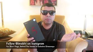 Infinix Zero 5 Not Just Unboxing, Stay True First Review, Vlog Style