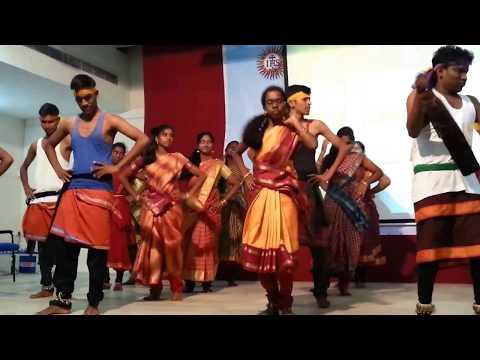 Tamilnadu AICUF Thappattam Dance