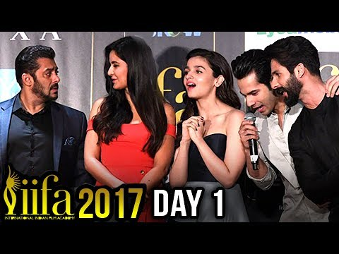 Xxx Mp4 Salman Khan Katrina Kaif Alia Bhatt Shilpa Shetty IIFA Awards 2017 Day 1 3gp Sex