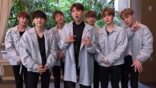 BTS Acceptance Speech (방탄소년단 수상소감) @ the 9th Shorty Awards