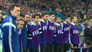Argentina VS Netherlands , Semi Final 0-0 PK 4-2