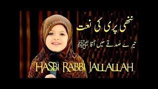 hasbi rabbi jallallah ma fi qalbi ghairullah nur muhammad sallallah full naat shareef
