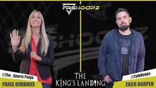 The Kings Landing Ep 6 - Washington Wizards vs Portland Trailblazers
