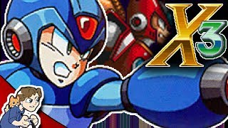 Zero Time, Baby! │ Mega Man X3 #1 │ ProJaredPlays!