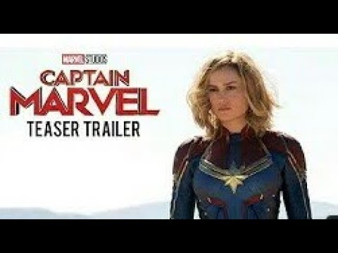 CAPTAIN MARVEL_2019__First Look__Trailer Concept__Brie Larson Marvel__Movie HD mp4