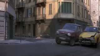 Citroen Cx Peugeot 504 Chase - Curse of the Pink Panther (1983)