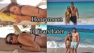 We Spent a Whole Day Recreating Our Honeymoon Pictures!!!