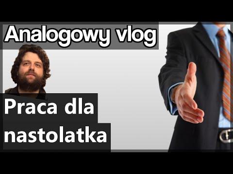 watch Analogowy Vlog #147 -  Praca dla nastolatka