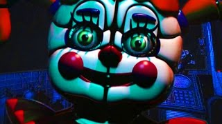 Five Nights At Freddy's Sister Location | ALL NIGHTS / ENDING / MINIGAME / SECRET ROOM