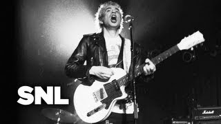 History of Punk - Saturday Night Live
