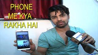 Shravan Reddy aka Aryan of Krishnadasi- Phone mey kya rakha hai