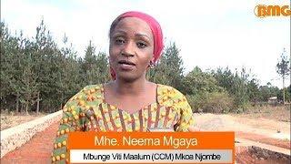 Mbunge Neema Mgaya asaidia uboreshaji huduma za afya Njombe