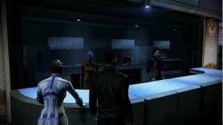 Mass Effect 3: Liara & M!Shep Romance #8: Liara and her