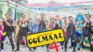 Golmaal Again - First Title Song Shoot - Ajay, Tushar, Arshad Rocks It