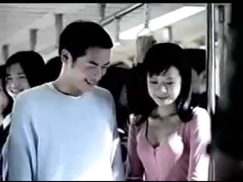 Chinese Bra Ad - Bumping Into Breast on the Bus - China