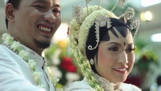TOPIK dan DINI Clip Wedding