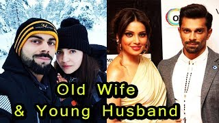 Younger Husband and Older Wife - 13 Bollywood Couples