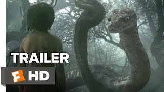 The Jungle Book Teaser TRAILER 1 (2015) - Jon Favreau Live Action Movie HD