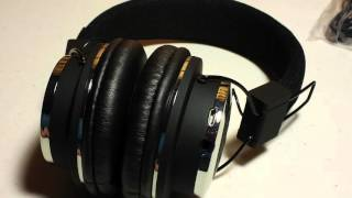 Tzumi Bluetooth Stereo Headphones Unboxing And Review