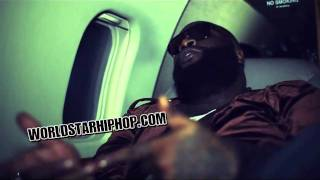 Rick Ross - All I Want Freestyle (Video)