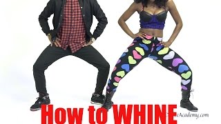 Slow Whine Dance - Club Dance Moves  w @HollywoodKelz