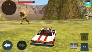 Car Crash Derby 2018 - Monsters & Yeti Android GamePlay FHD