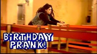 FUNNIEST BIRTHDAY PRANK!!