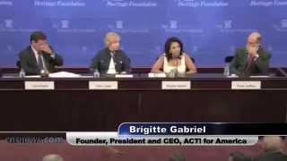 Heritage Foundation Panelist on Radical Islam