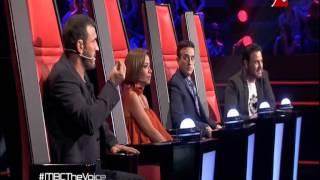 the voice 2016 arabe    All of me عمر من استراليا