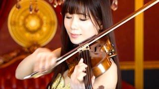 "Beauty And The Beast - Ayako Ishikawa - Violin Cover /石川綾子 ""美女と野獣"" バイオリンカバー(同時二役)"
