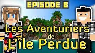 Minecraft : Les Aventuriers de L'île Perdue | Episode 8