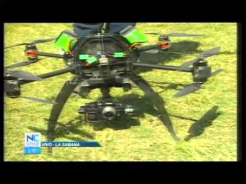 Drones se abren mercado como opción para grabar videos y fotografías