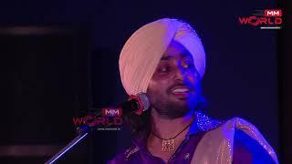 Khat Vi Kahde Arzia Ne - Satinder Sartaaj Live -Jammu Show -  MM World