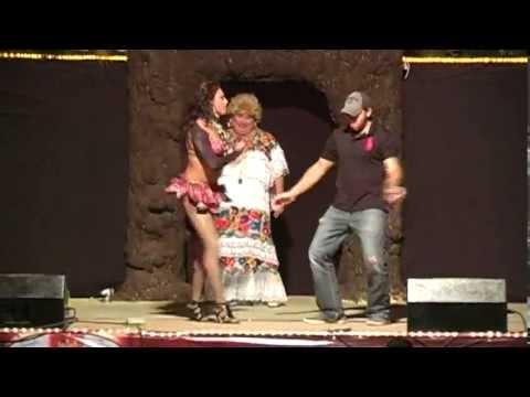 LA CHACALA 03 FERIA DE YUCATAN XMATKUIL 2012