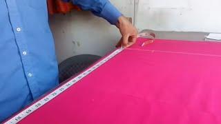 Afghani salwar cutting and stitching  |  designer salwar
